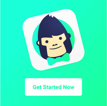 KeyKong Get Started Now Button